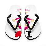 Hug Monsters® Flip Flops