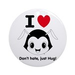 Hug Monsters® Ornament (Round)