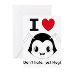 Hug Monsters® Greeting Cards (Pk of 20)