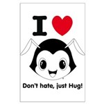 Hug Monsters® Large Poster