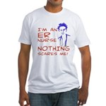 ER Nurse Fitted T-Shirt