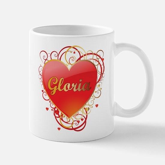 Gloria Valentines Mug