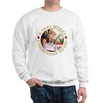 A Very Merry Unbirthday To You Sweatshirt