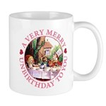 A Very Merry Unbirthday To You Mug