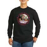 A Very Merry Unbirthday To You Long Sleeve Dark T-