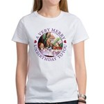 A Very Merry Unbirthday To You Women's T-Shirt