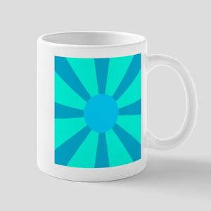 Blue Rays Mug