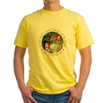 Any Path Will Do Yellow T-Shirt