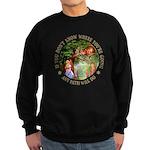 Any Path Will Do Sweatshirt (dark)