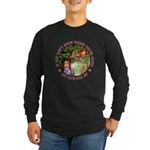 Any Path Will Do Long Sleeve Dark T-Shirt