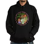 Any Path Will Do Hoodie (dark)