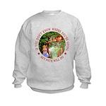 Any Path Will Do Kids Sweatshirt