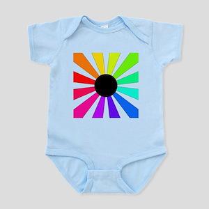 Rainbow Rays Infant Bodysuit