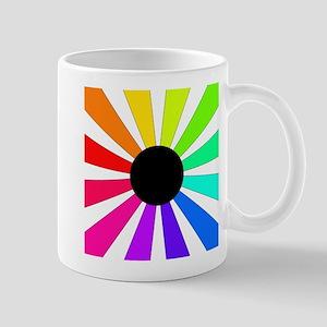 Rainbow Rays Mug