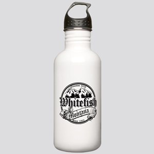 Whitefish Old Circle 2 Stainless Water Bottle 1.0L