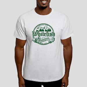 Whitefish Old Circle 2 Light T-Shirt