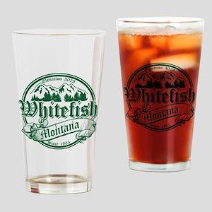 Whitefish Old Circle 2 Drinking Glass