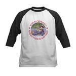 Why Be Normal? Kids Baseball Jersey