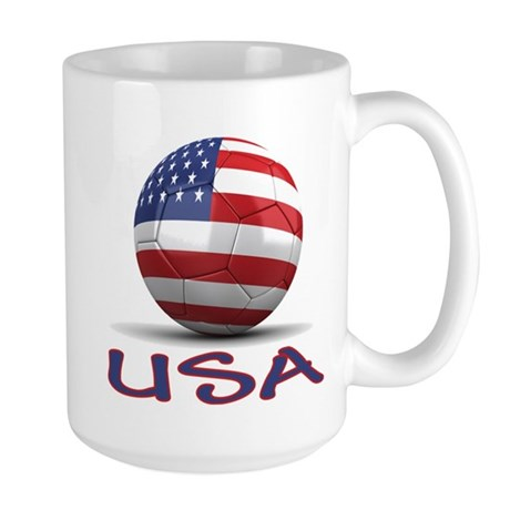 Team USA Large Mug