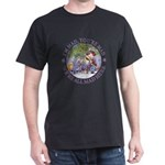 We're All Mad Here Dark T-Shirt