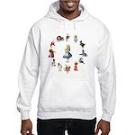 All Around Alice Hooded Sweatshirt