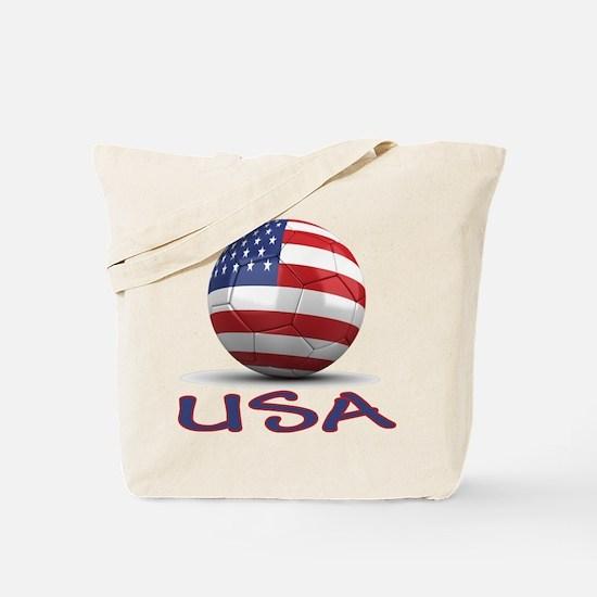 Team USA Tote Bag