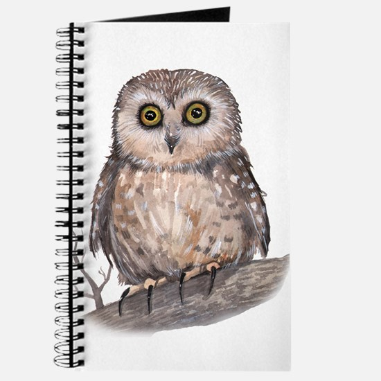 Wide Eyed Owl Journal