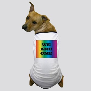 WE ARE ONE XXV™: Dog T-Shirt