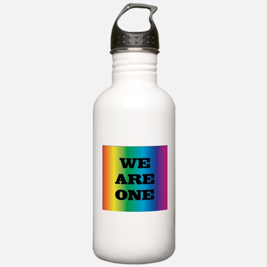 WE ARE ONE XXV™: Water Bottle