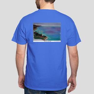 Big Sur Morning Dark T-Shirt