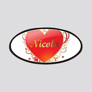 Nicole Valentines Patches