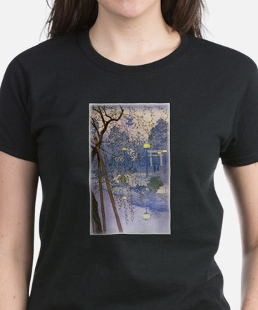 Willow Tree.jpg Women's Dark T-Shirt