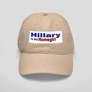 Hillary is my Homegirl Cap