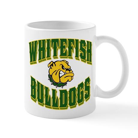 Whitefish Bulldogs Mug