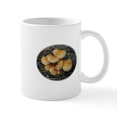 Golden Mushrooms Mug #15
