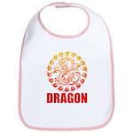 Tribal dragon 2 Bib