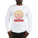 Tribal dragon 2 Long Sleeve T-Shirt