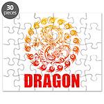 Tribal dragon 2 Puzzle