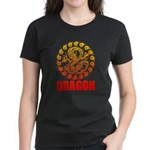 Tribal dragon 2 Women's Dark T-Shirt