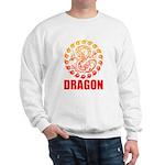 Tribal dragon 2 Sweatshirt
