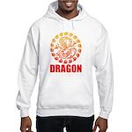 Tribal dragon 2 Hooded Sweatshirt