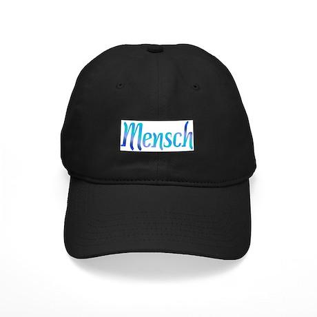 Mensch Black Cap