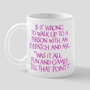 Eyepatch Mug