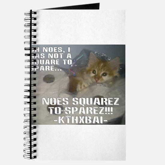 Kitteh Lulz Journal