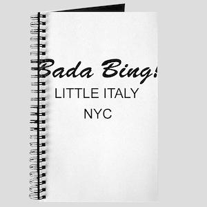 Bada Bing! Journal