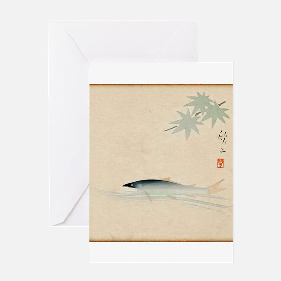Fish.png Greeting Card