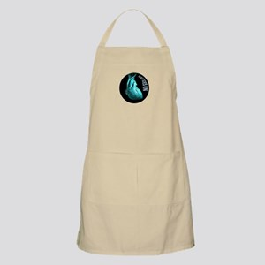 the beat goes on Apron