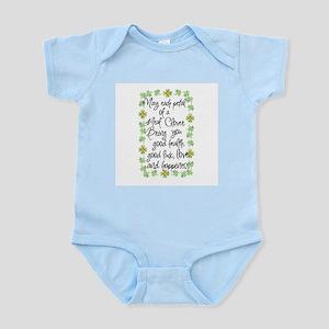 4 Leaf Clover Infant Bodysuit