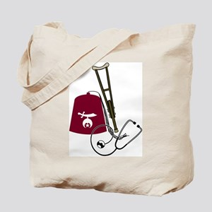 Shriners Care Tote Bag