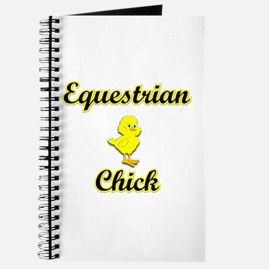 Equestrian Chick Journal
